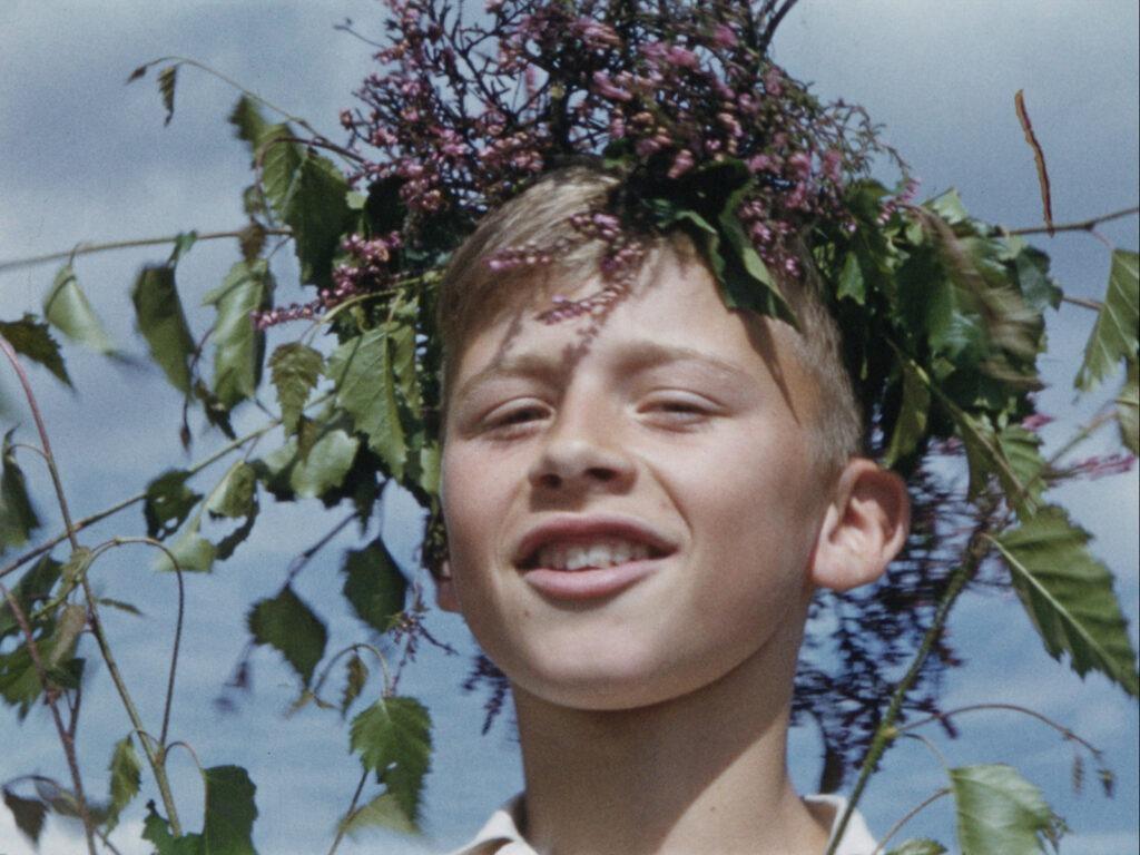 Film FRR Jongenskamp 1953 in Remmerstein, Rhenen
